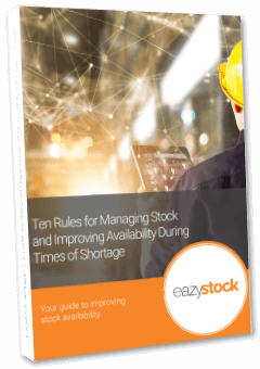 Whitepaper Ten Rules for Managing Stock and Improving Availability During Times of Shortage