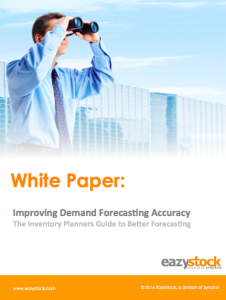 Whitepaper 4 Ways to Improve Demand Forecasting Accuracy