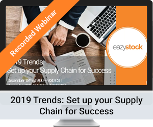 On-demand Webinar - 2019 trends set up your supply chain for success