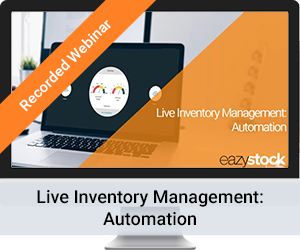 On-demand Webinar: Inventory Management Automation