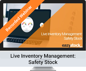 On-demand Webinar: Inventory Management on Safety Stock