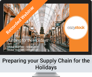 On-demand Webinar: Preparing your Supply Chain for the Holidays