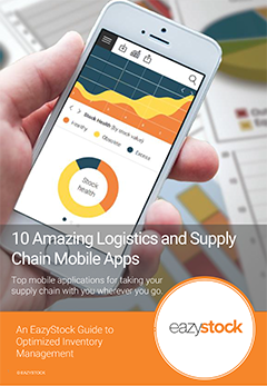 Whitepaper 10 Amazing Logistics and Supply Chain Mobile Apps