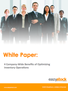 Whitepaper 4 Company Wide Benefits of Optimized Inventory Operation