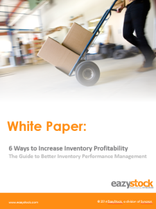 Whitepaper 6 Ways to Increase Inventory Profitability