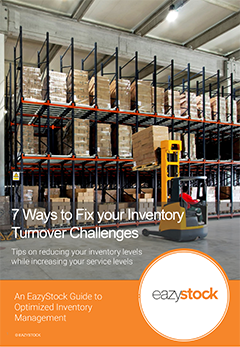 Whitepaper 7 Ways to Fix Your Inventory Turnover Challenges