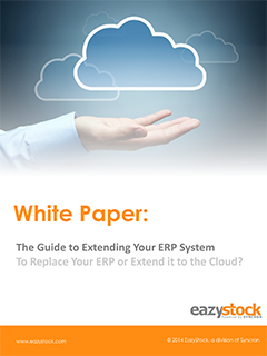 Whitepaper Guide to Extending Your ERP to the Cloud