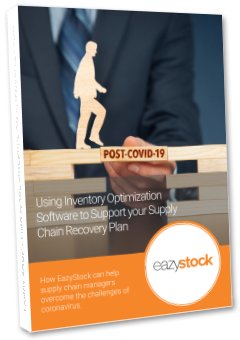 Whitepaper - Using Inventory Optimization Software to Support your Supply Chain Recovery Plan